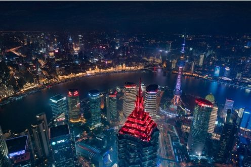 昕诺飞助力浦东滨江景观改造,促进上海夜游经济发展仪表盘